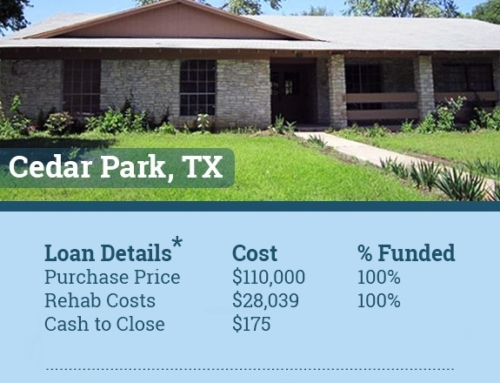 Texas Hard Money Loan