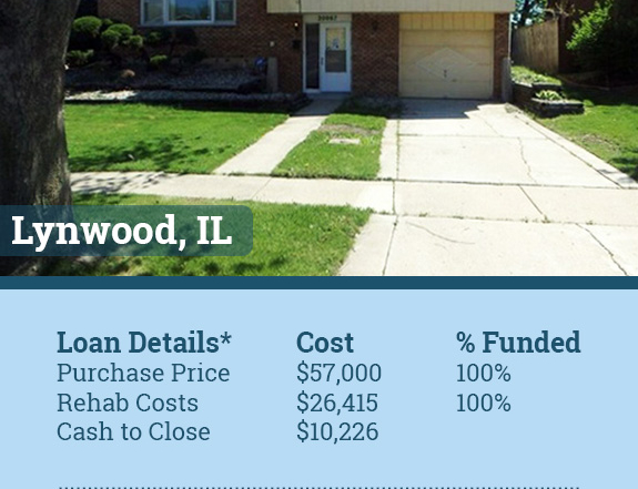 illinois house flipping investment